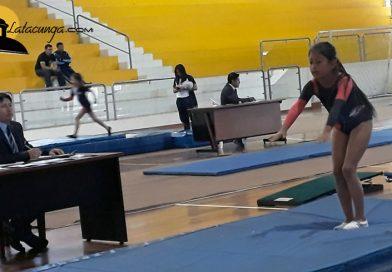Campeonato Estudiantil de Gimnasia Cotopaxi